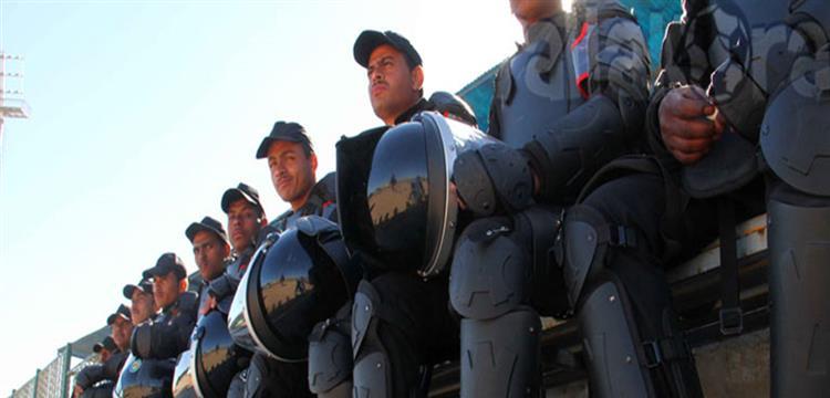 صورة ارشيفية .. قوات الأمن