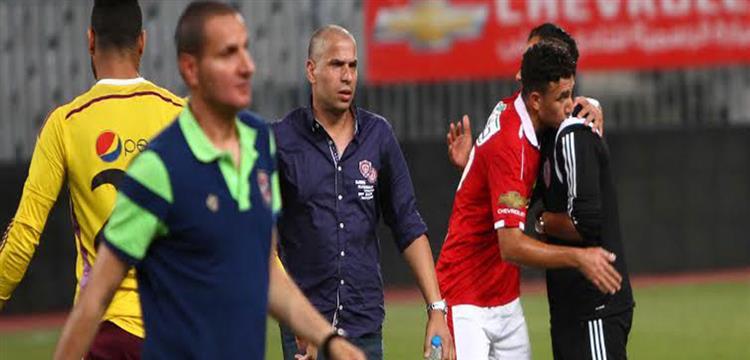 وائل جمعة بعد مباراة القمة
