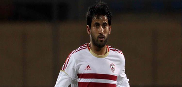 محمود فتح الله لاعب الزمالك السابق