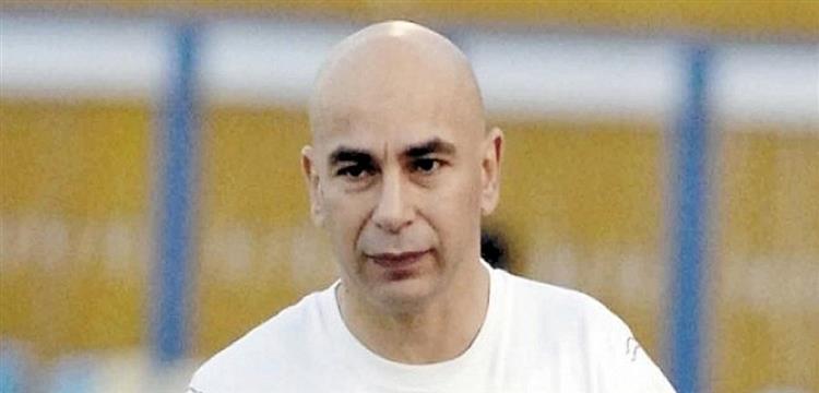 حسام حسن مدرب المصري