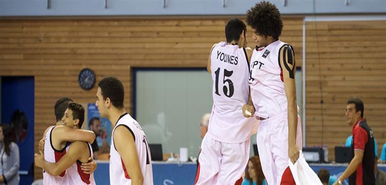 منتخب مصر لكرة السلة