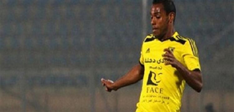 أحمد الميرغني لاعب وادي دجلة