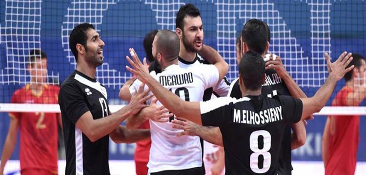 منتخب مصر امام مونتينجرو