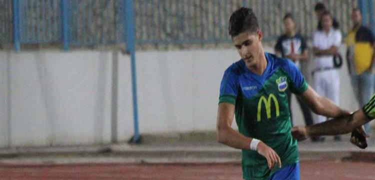 أحمد الشيخ لاعب المقاصة