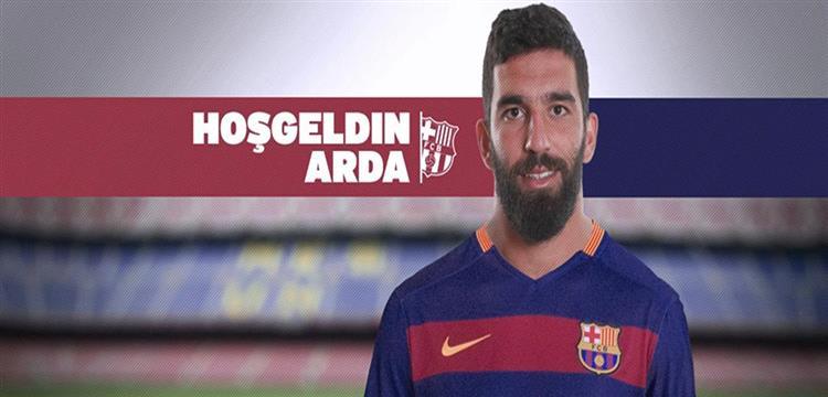 توران لاعب برشلونة الجديد