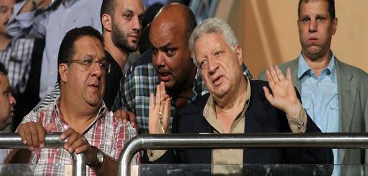 مرتضى منصور رئيس مجلس إدارة الزمالك
