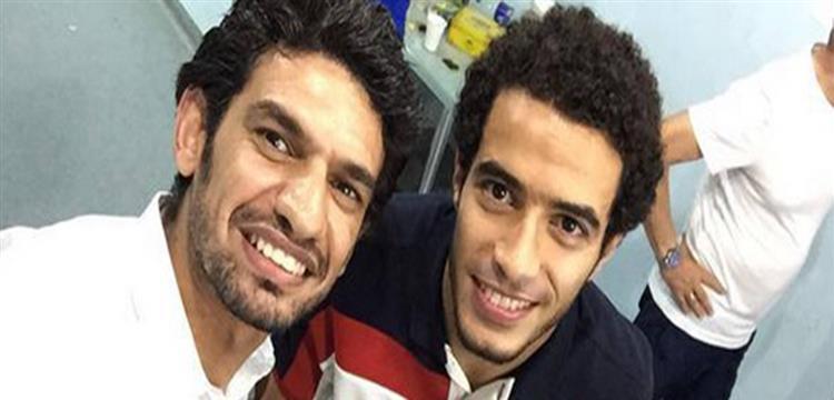 حسين ياسر المحمدي وعمر جابر