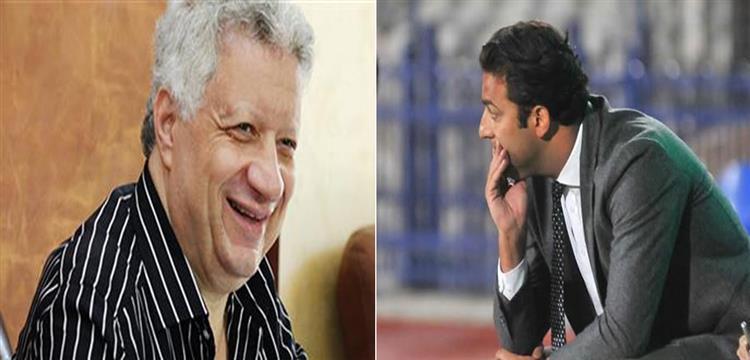 ميدو مدرب الزمالك السابق، ومرتضى منصور رئيس النادي