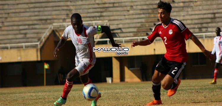 صورة من المباراة .. من موقع kawowo الأوغندي