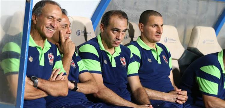 علي ماهر بجانب أحمد أيوب وفتحي مبروك