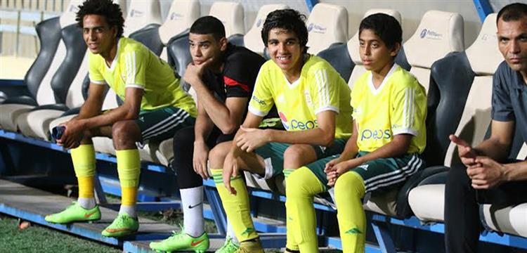 لاعب الجونة زياد أحمد الصحيفي