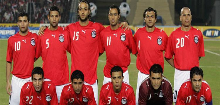 منتخب مصر جيل 2006