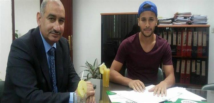 أحمد رفعت لاعب انبي - صورة أرشيفية