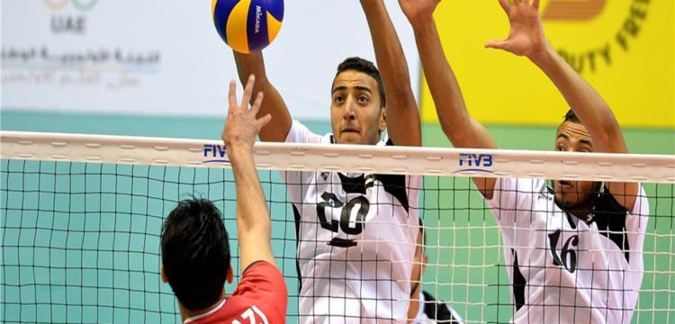 مباراة مصر وايران في بطولة العالم للشباب