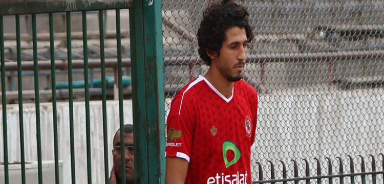 احمد حجازي - صورة ارشيفية