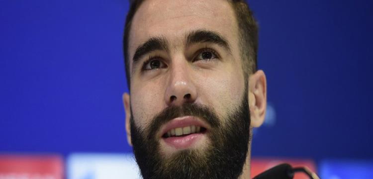 كاربخال لاعب ريال مدريد