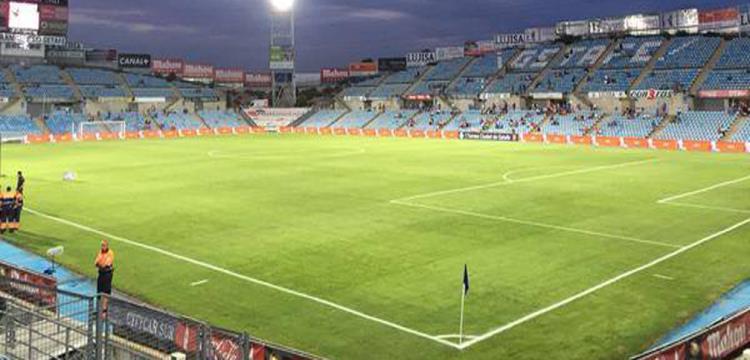 ملعب مباراة الأهلي وخيتافي في أسبانيا