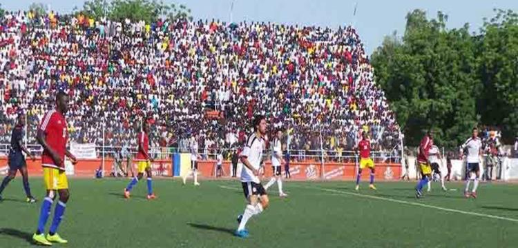 تشاد في مباراة مصر