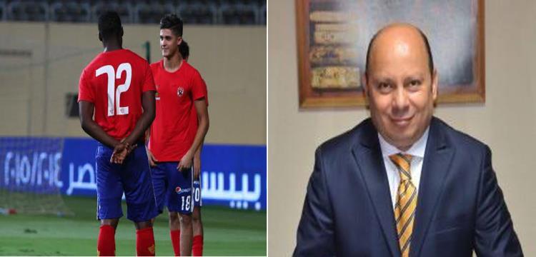 صورة ارشيفية - الشيخ وعبدربه محامي اللاعب