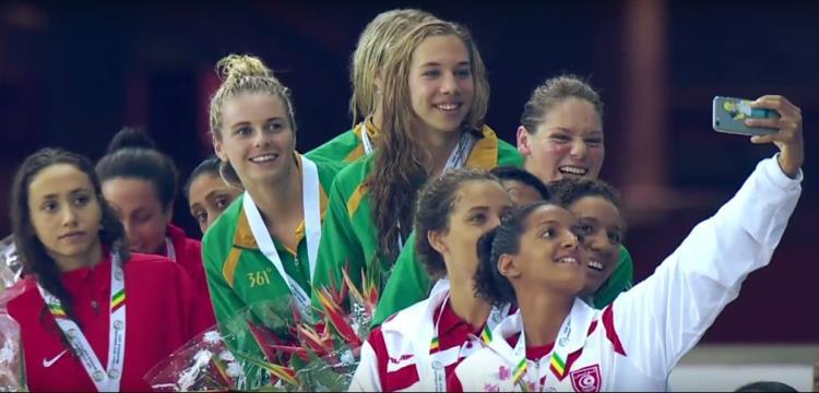 لاعبات مصر في السباحة تتابع مع منتخبي تونس وجنوب أفريقيا