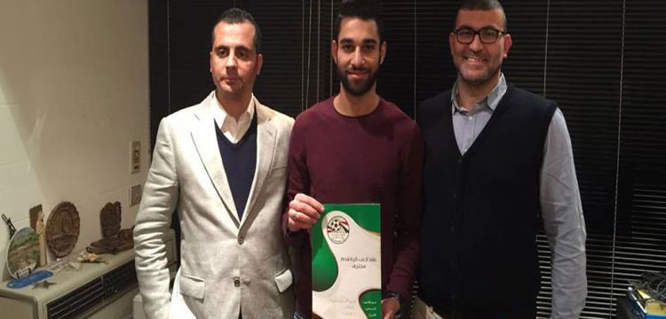عمرو السولية لاعب الأهلي الجديد