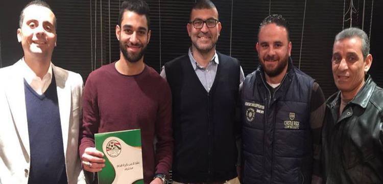 عمرو السولية بعد التوقيع للأهلي