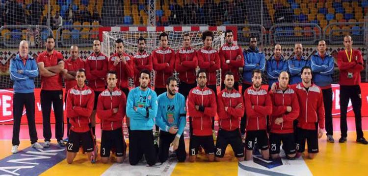منتخب مصر يصل لنصف نهائي البطولة