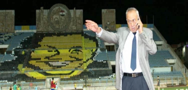 إبراهيم عثمان رئيس الإسماعيلي