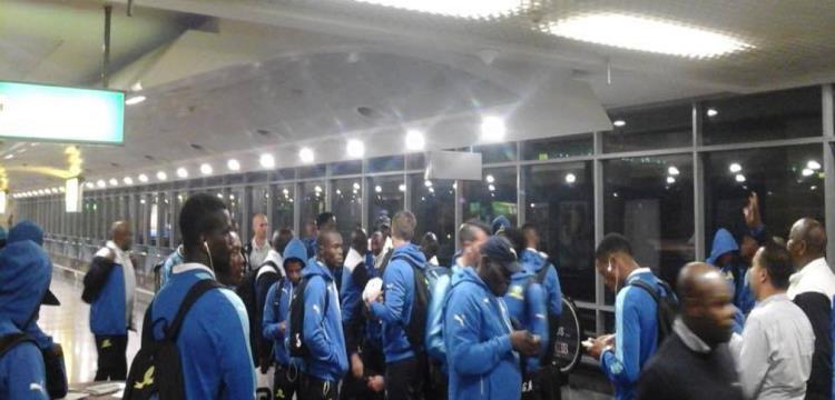 وصول بعثة صنداونز إلى القاهرة