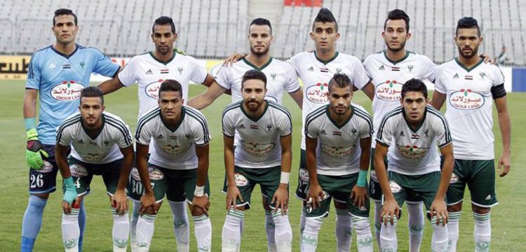 فريق المصري في صورة أرشيفية