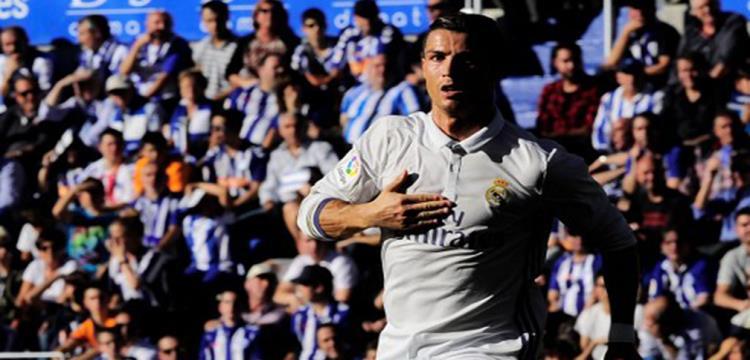 رونالدو استعاد علاقته بالأهداف
