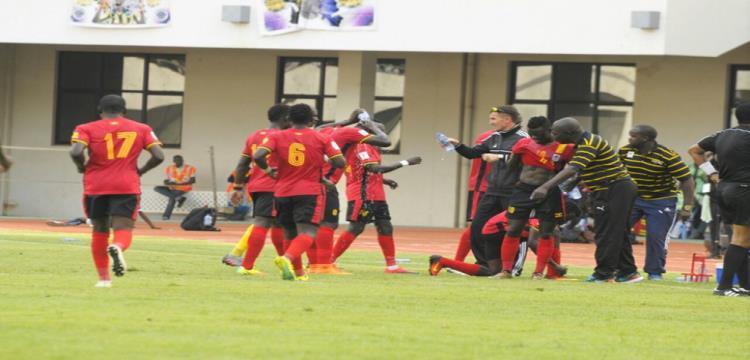 مدرب اوغندا