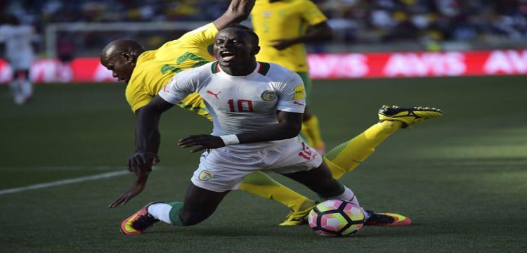 السنغال وجنوب افريقيا