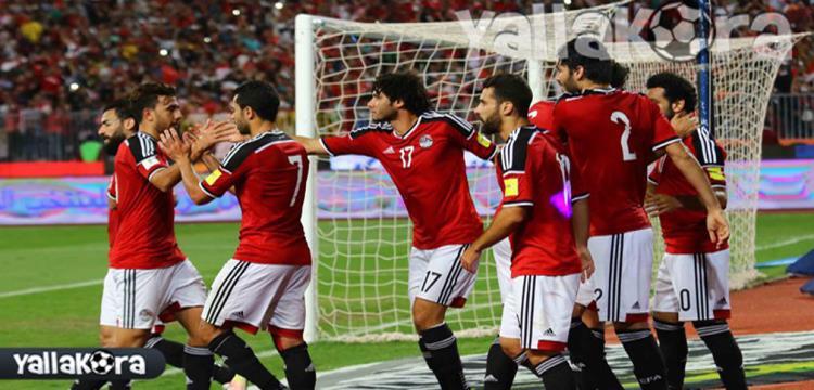 منتخب مصر - صورة أرشيفية