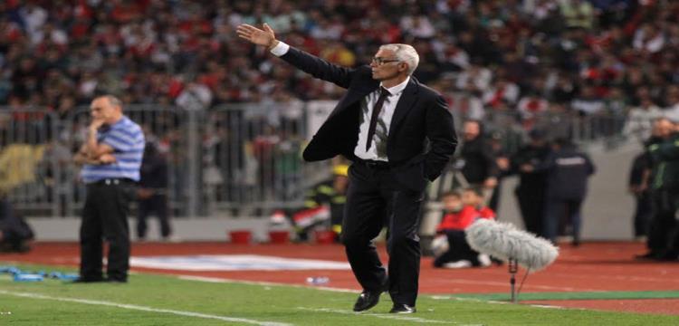 هيكتور كوبر مدرب منتخب مصر