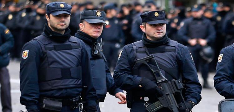 أرشيفية .. الشرطة الاسبانية