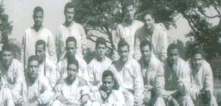 منتخب مصر في دورة طوكيو 1964