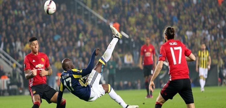 موسى سو سجل هدفاً رائعاً في يونايتد