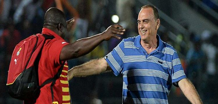 جرانت مدرب غانا