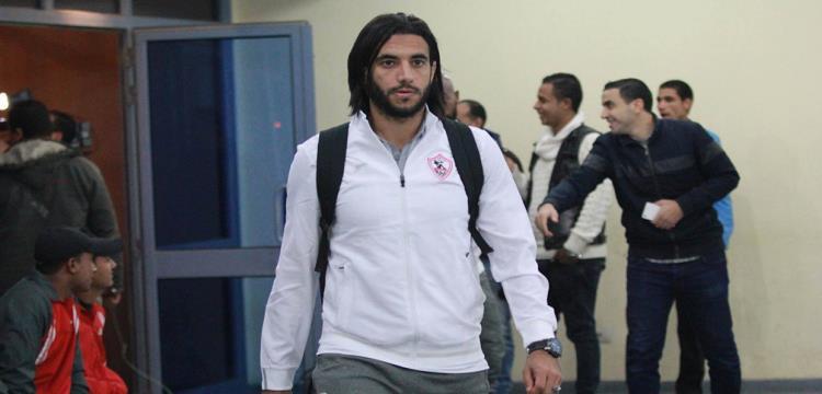 محمد ناصف لاعب الزمالك السابق