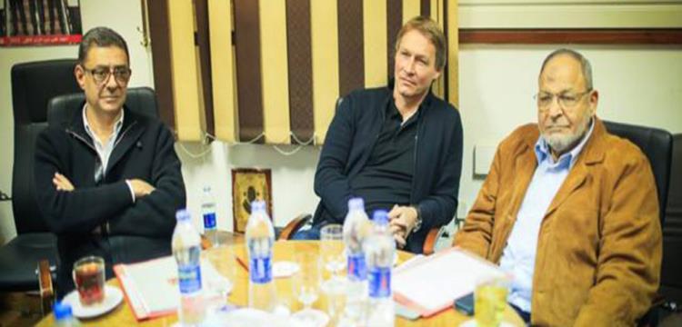 جلسة طاهر وليندمان