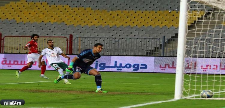 هدف مروان محسن في المصري