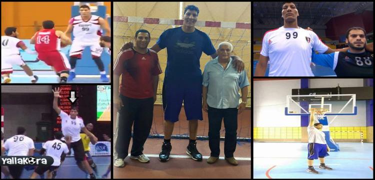 حمد دولي اليد وكرة السلة