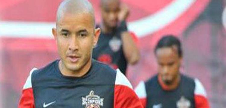 كاستيلو لاعب الأهلي السابق