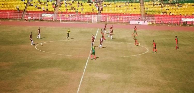 صورة من المقاصة والدفاع الاثيوبي من الصفحة الرسمية للمقاصة