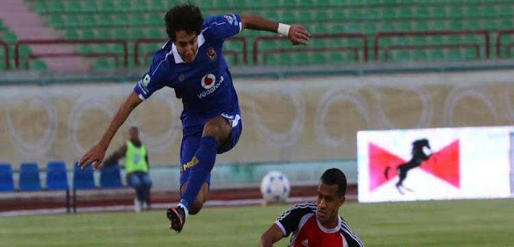 محمد هاني لاعب الأهلي