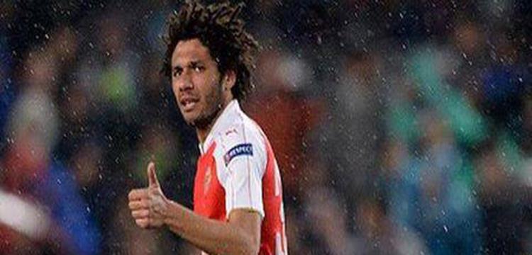 محمد النني لاعب أرسنال