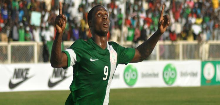 إيجالو مهاجم نيجيريا