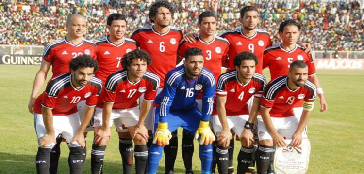 صورة ارشيفية - منتخب مصر