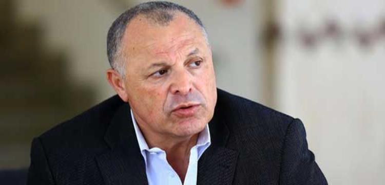 هاني أبو ريدة رئيس الاتحاد المصري لكرة القدم
